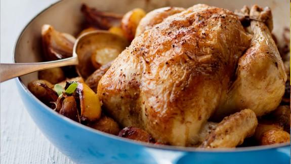 Le Creuset's Top 5 Chicken Recipes