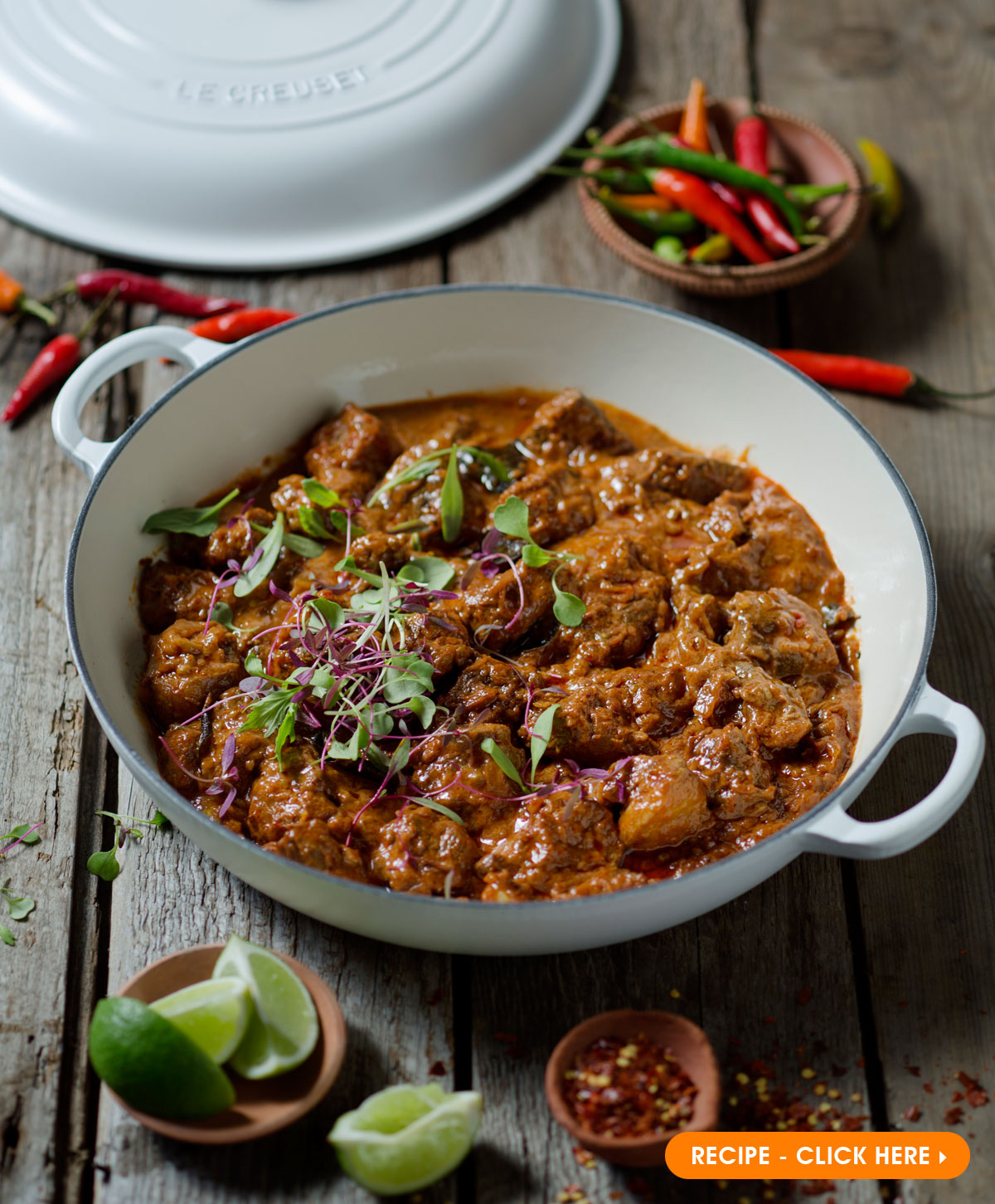 Mild Curried Lamb Casserole With Almonds Recipes — Dishmaps