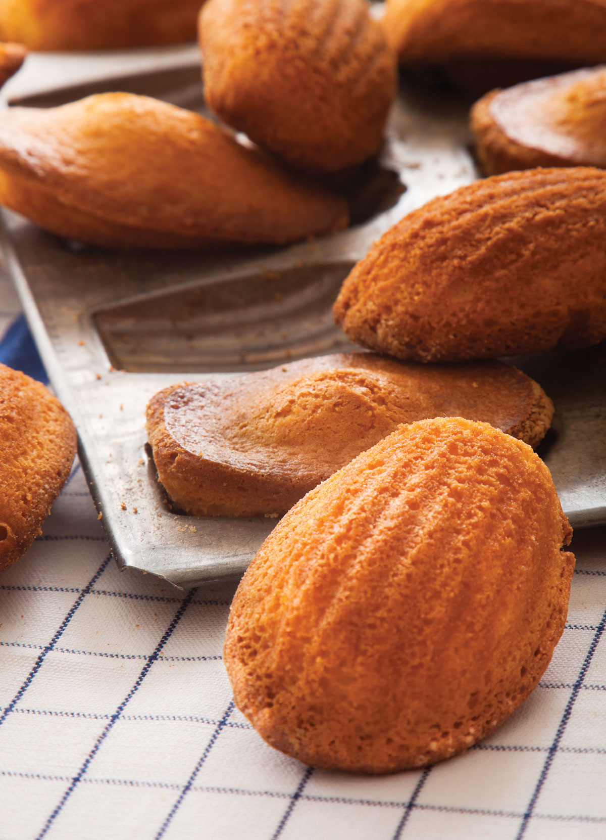 Recipe for Madeleines - The Hundred Foot Journey Movie