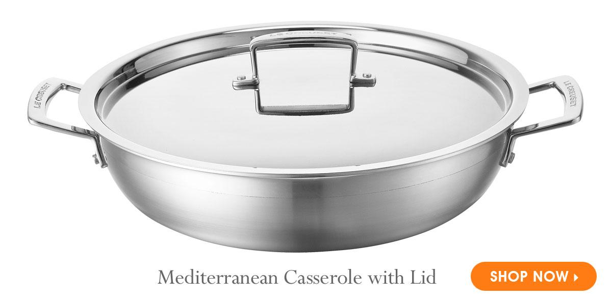 Mediterranean Casserole