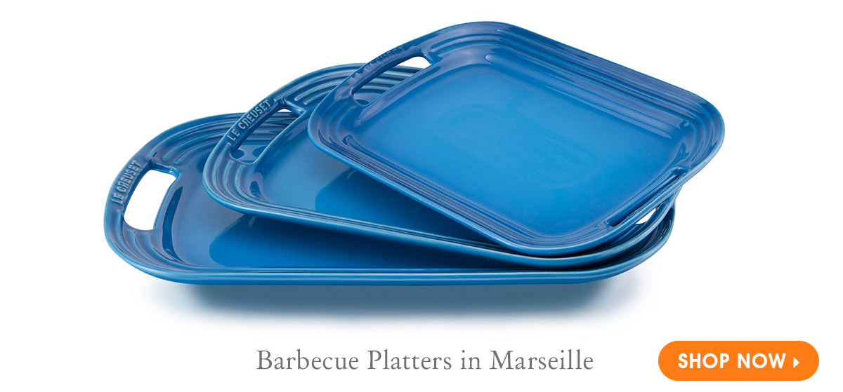 Barbecue-Platters