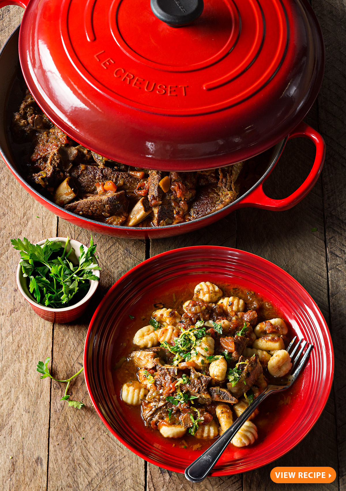 Who doesn't love a hearty beef ragu? This slow cooked ragu is ...