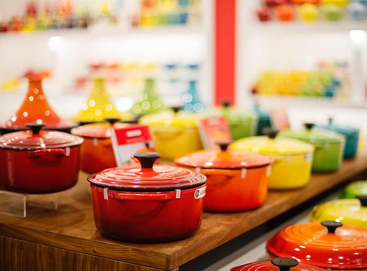 Le Creuset The Benefits Of Cooking With Cast Iron