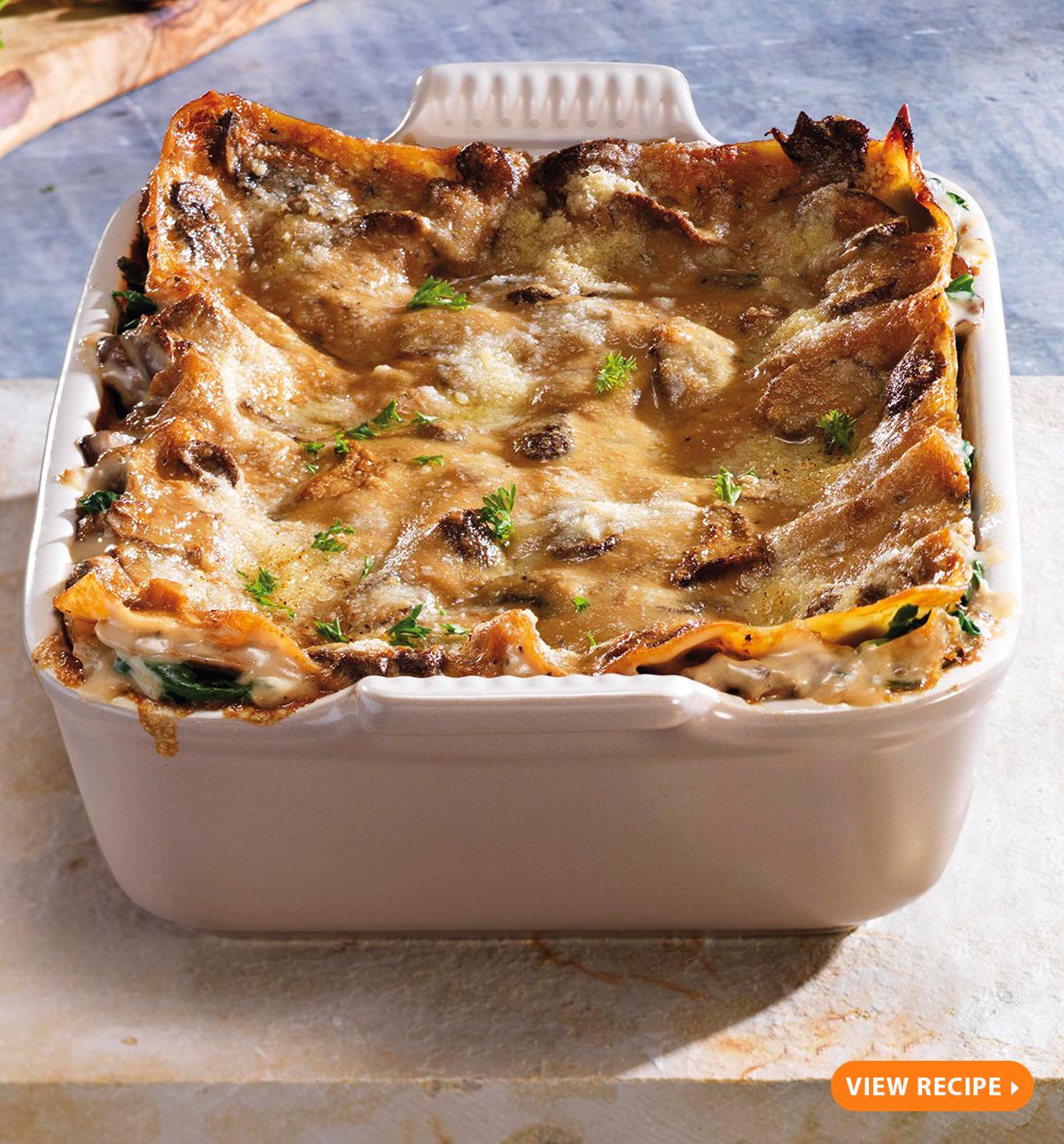 autumn-porcini-lasagna