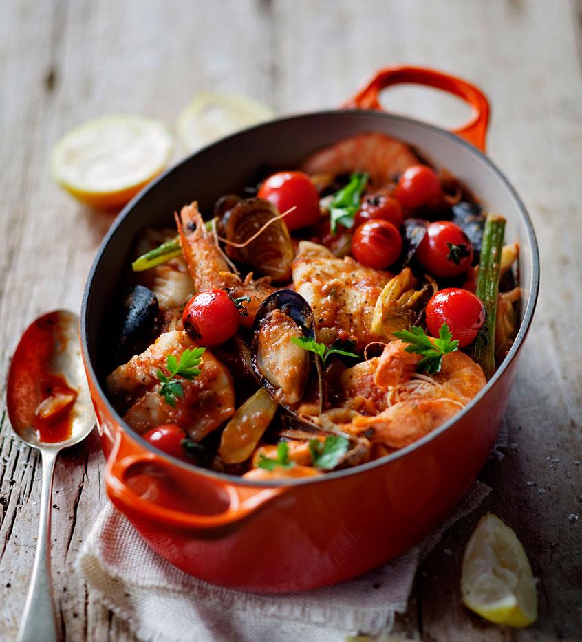 Seafood Stew - Le Creuset Recipes