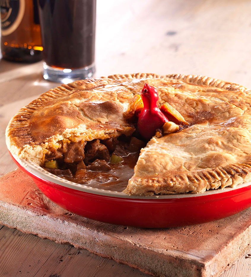 Steak and Kidney Pie - Le Creuset Recipes