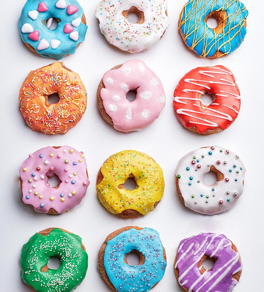 Doughnuts-Large