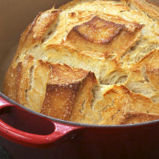 Dutch Oven Bread Le Creuset Recipes